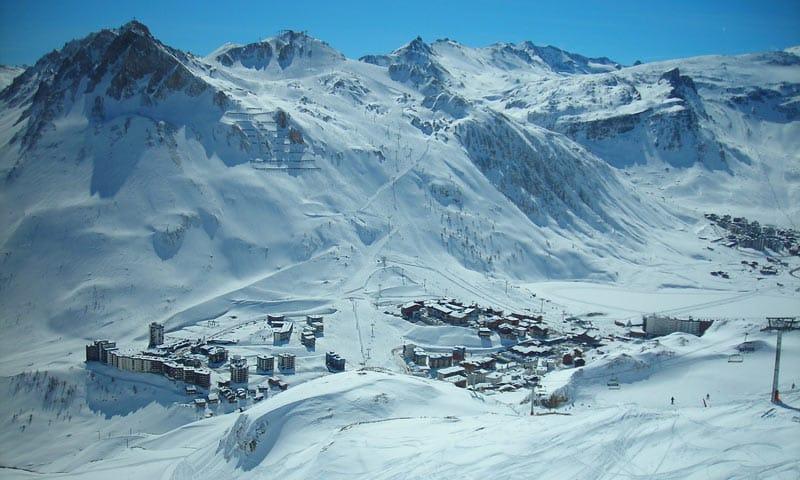 Skier dans les Alpes françaises : les principales stations de ski
